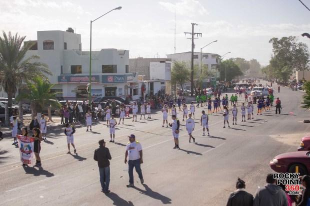 Desfile-Revolucion-Mexicana-2015-044 Aniversario de la Revolución, Puerto Peñasco 2015