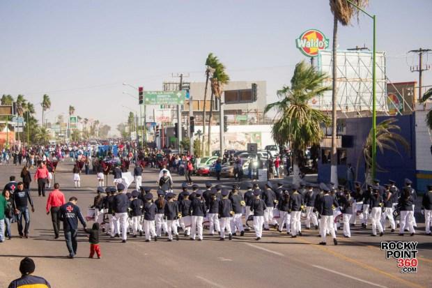 Desfile-Revolucion-Mexicana-2015-045 Aniversario de la Revolución, Puerto Peñasco 2015