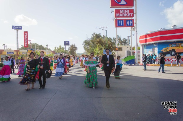 Desfile-Revolucion-Mexicana-2015-060 Aniversario de la Revolución, Puerto Peñasco 2015