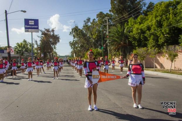 Desfile-Revolucion-Mexicana-2015-065 Aniversario de la Revolución, Puerto Peñasco 2015