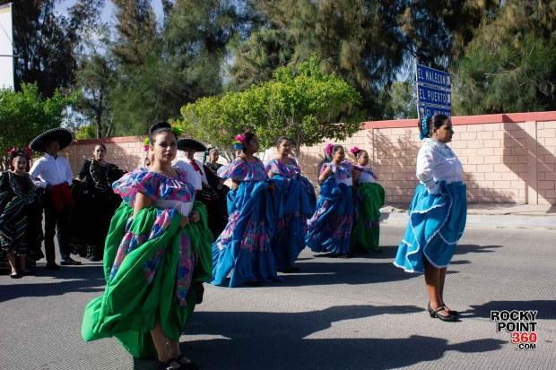Desfile-Revolucion-Mexicana-2015-075 Aniversario de la Revolución, Puerto Peñasco 2015