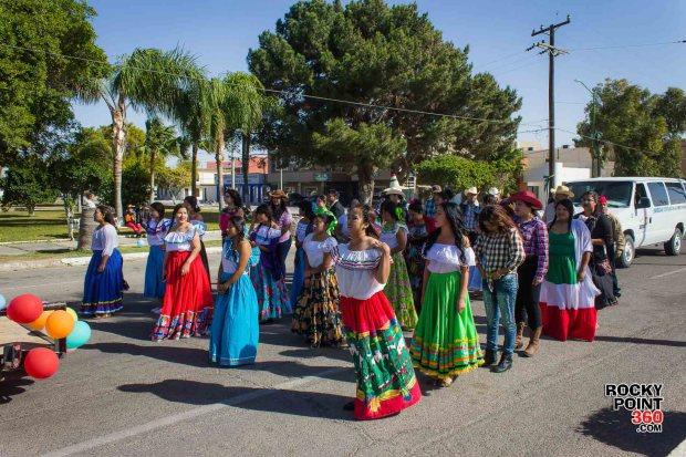 Desfile-Revolucion-Mexicana-2015-085 Aniversario de la Revolución, Puerto Peñasco 2015