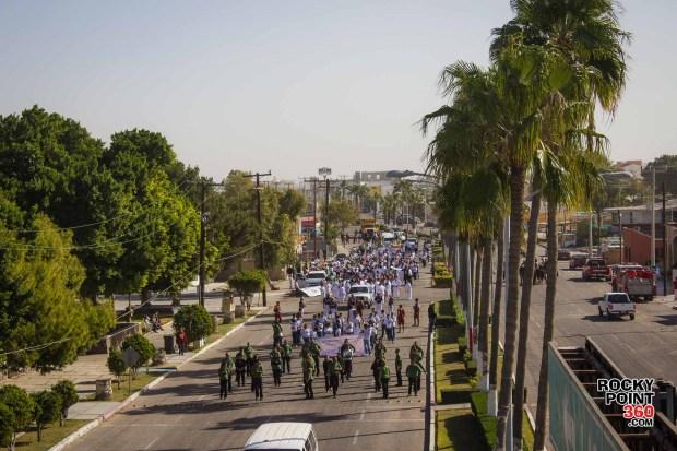 Desfile-Revolucion-Mexicana-2015-096 Aniversario de la Revolución, Puerto Peñasco 2015