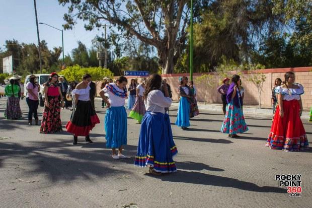 Desfile-Revolucion-Mexicana-2015-097 Aniversario de la Revolución, Puerto Peñasco 2015