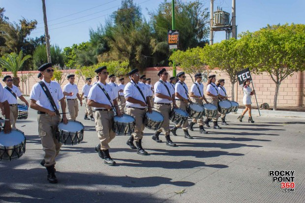 Desfile-Revolucion-Mexicana-2015-099 Aniversario de la Revolución, Puerto Peñasco 2015