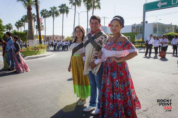Desfile-Revolucion-Mexicana-2015-103 Aniversario de la Revolución, Puerto Peñasco 2015