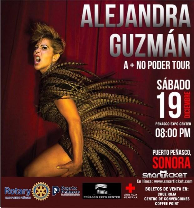 alejandra-guzman-dec-630x676 A Black Tie Affair! Rocky Point Weekend Rundown!