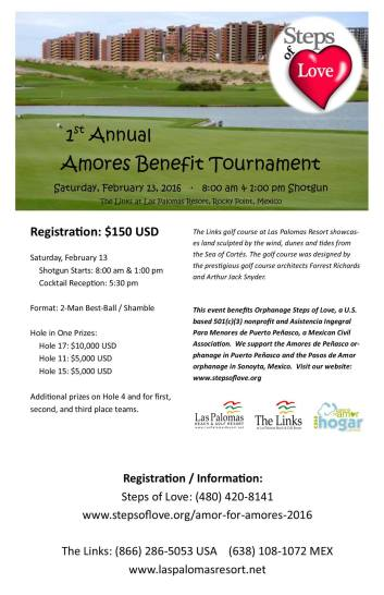 AMORES GOLF TOURNAMENT