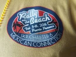 rally-on-the-beach RVers making a Mexican Connection in Rocky Point