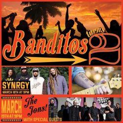 banditos2 Spring! Break!  Rocky Point Weekend Rundown!