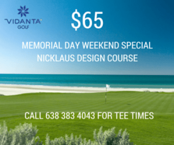 1 Memorial Day Weekend Special @ Vidanta Golf