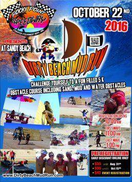 mud-run-oct2016-869x1200 Movement! Sound! Color! Beach! Rocky Point Weekend Rundown!