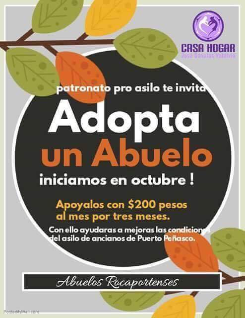 """abuelo-2016 Programa """"Adopta un Abuelo"""" @ Casa Hogar"""