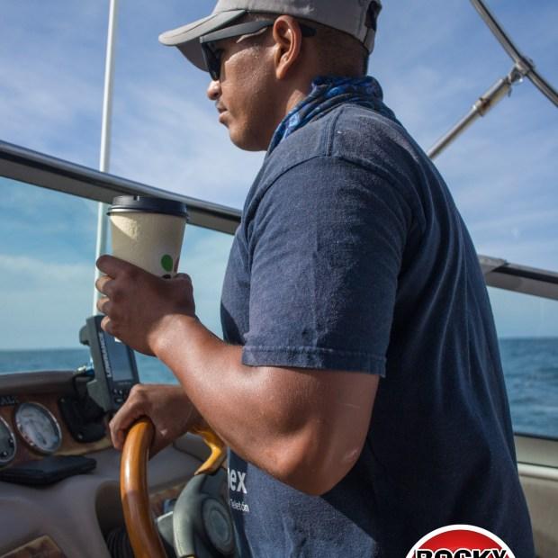 DelMarCharters-7 Don't wear a dress on a speed boat: Venture to Bird Island (Part III)