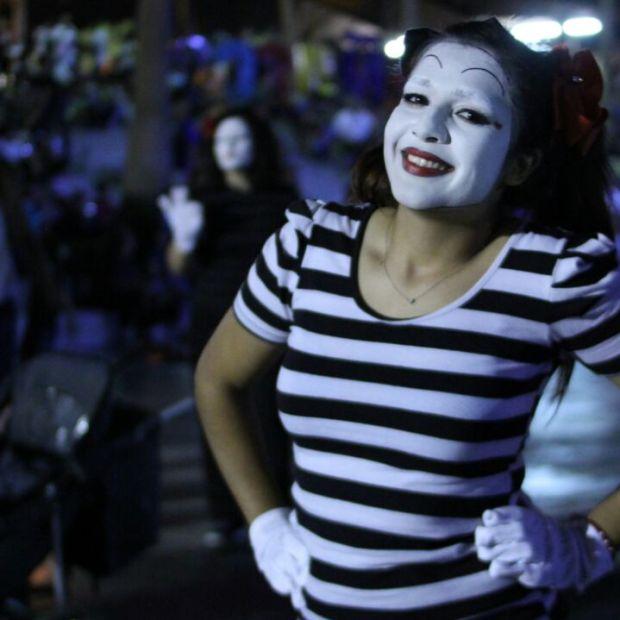 cervantino-oct2016-20 Families delight in XLIV International Cervantino Festivities in Puerto Peñasco