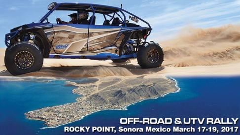 marzo-UT Cool & Sunny. Rocky Point Weekend Rundown!