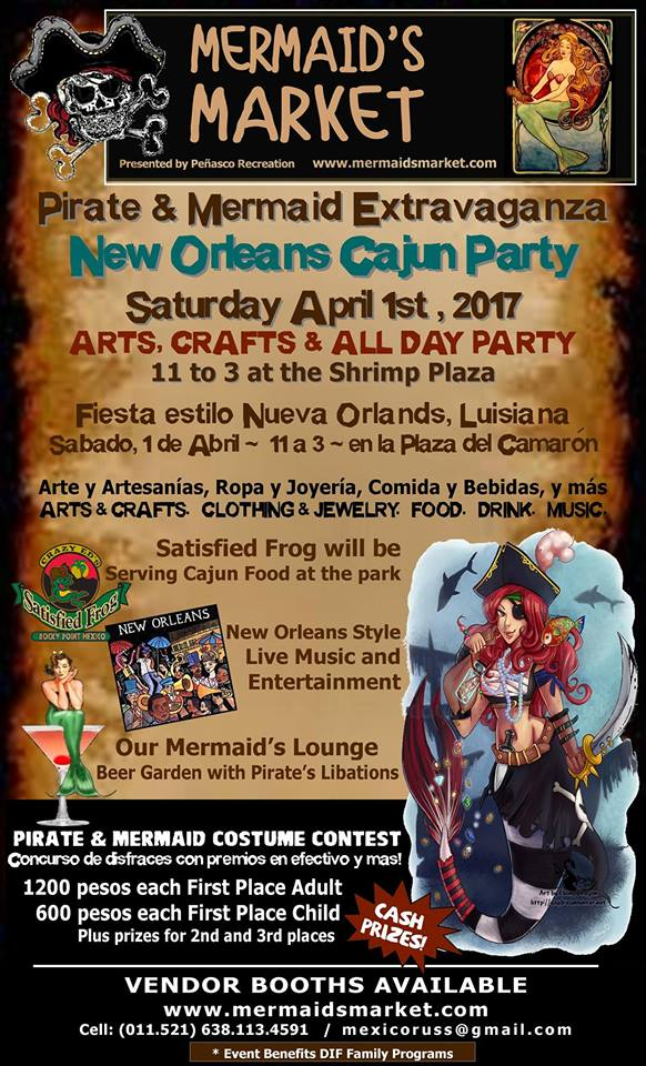 april-1-mermaid-pirate-market Pirate & Mermaid Extravaganza - Art Market & More!