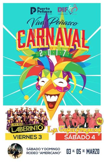 carnaval-2017 ¡Carnaval! Rocky Point Weekend Rundown!