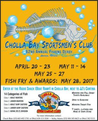 CBSC-62nd-Fishing-Derby-2017-972x1200 HOLY Week! Rocky Point Weekend Rundown!