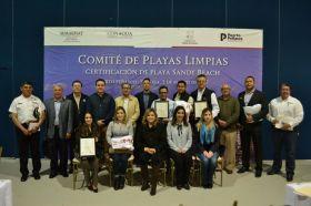 clean-beach-certification-1 Puerto Peñasco: First Clean Beach Certification in Sonora