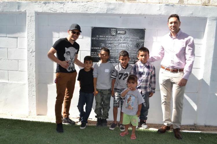 """gallito-estrada-park-1 Inauguration of """"Gallo"""" Estrada Park and Gym"""