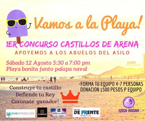 castillos-arena-casa-hogar It's not a dry heat.... Rocky Point Weekend Rundown!
