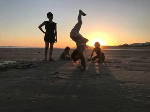 susy-playa Del privilegio de vivir en la playa