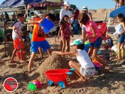 castillos-de-arena-23 Casa Hogar - 1st Sand Castle Contest