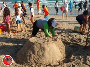 castillos-de-arena-25 Casa Hogar - 1st Sand Castle Contest