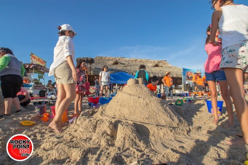 castillos-de-arena-3 Casa Hogar - 1st Sand Castle Contest