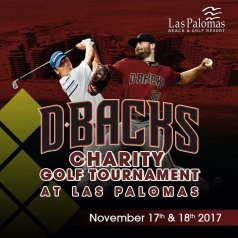 golf-diamondbacks-laspalomas Los D-Backs give back through Charity Golf Tournament