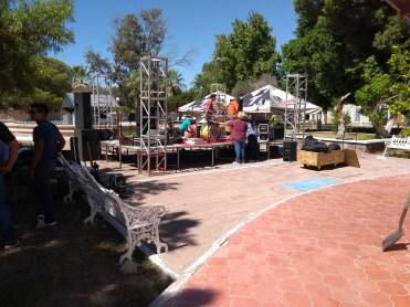 concierto-escenario-FuerzaMexico El improvisado festival #FuerzaMéxico