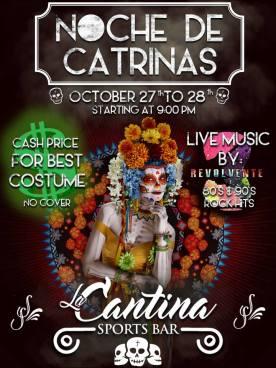 catrinas-la-cantina Art – Music – Culture!  Rocky Point Weekend Rundown!
