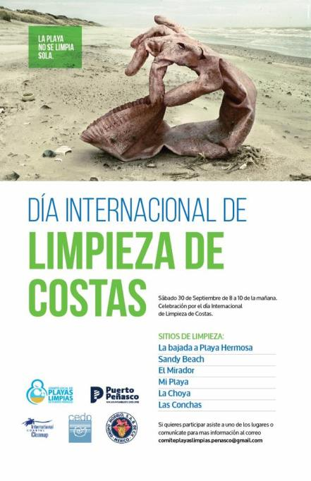playas-limpias Busy Beach Clean Up Sept. 30th!