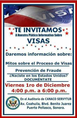 1-de-diciembre-visas Bienvenidos AZ-Mexico Commission! Rocky Point Weekend Rundown!
