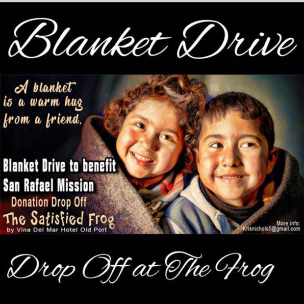 blanket-drive Bienvenidos AZ-Mexico Commission! Rocky Point Weekend Rundown!