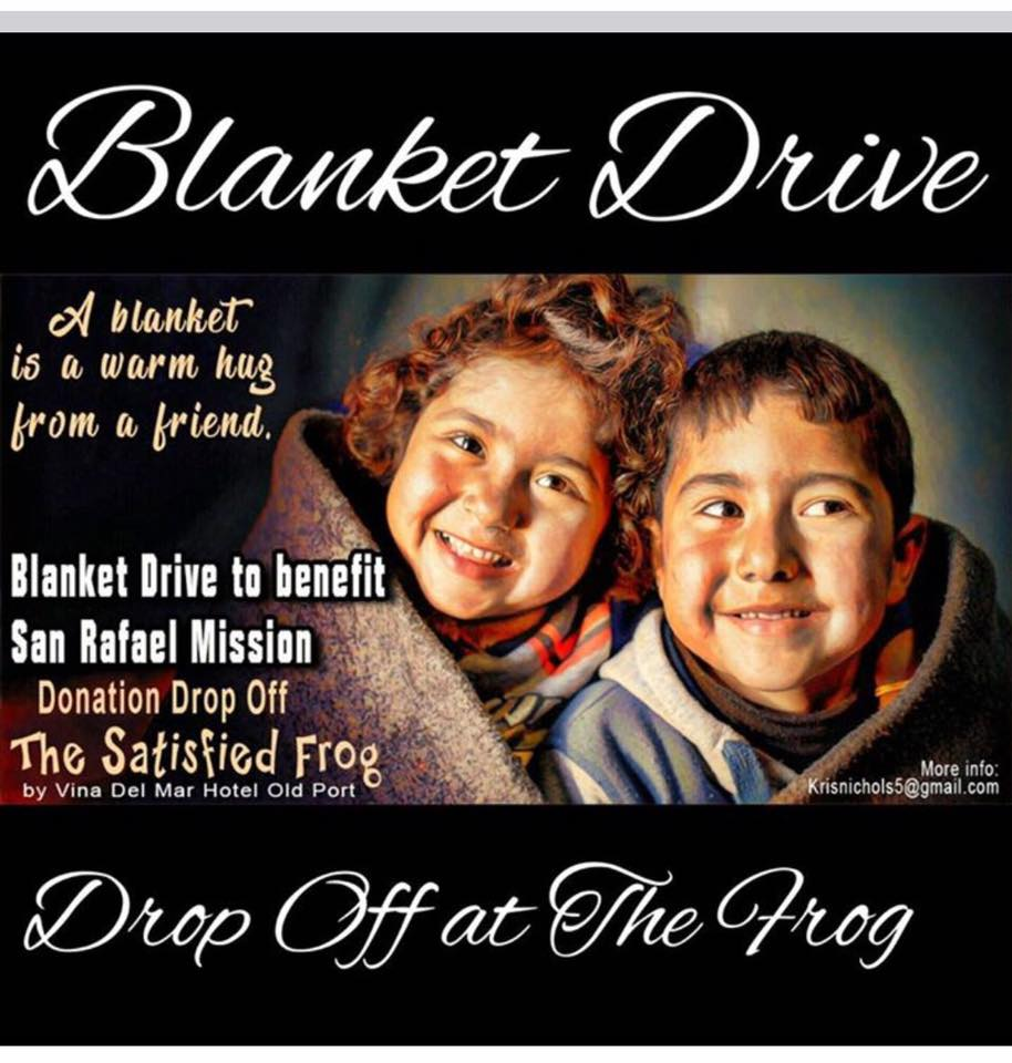 blanket-drive Blanket Drive @ The Satisfied Frog