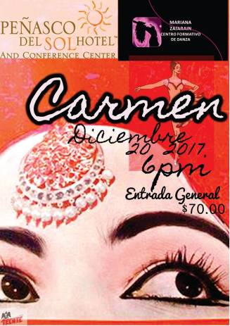 danza-mariana-20dic-carmen Arts, Music, Holidaze! Rocky Point Weekend Rundown!