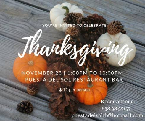 thanksgiving-puestadelsol 2017 Thanksgiving ideas!