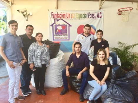 alma-fundacion-fonsi-2017 Puerto Peñasco collects more than 350,000 plastic tops to assist children undergoing chemotherapy
