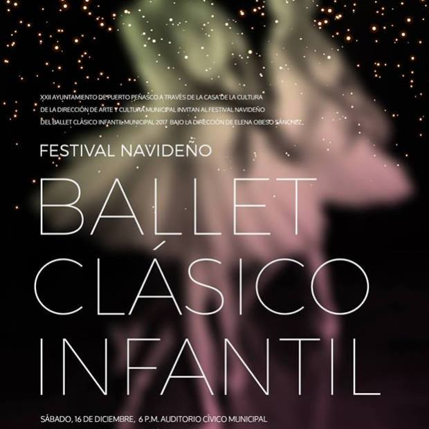ballet-navideño Arts, Music, Holidaze! Rocky Point Weekend Rundown!