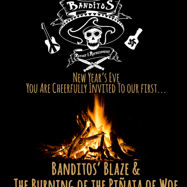 banditos-año-nuevo Where to go for Christmas & New Year's in Rocky Point 2017