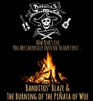 banditos-año-nuevo Arts, Music, Holidaze! Rocky Point Weekend Rundown!
