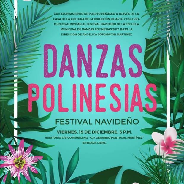 danzas-polinesias Arts, Music, Holidaze! Rocky Point Weekend Rundown!