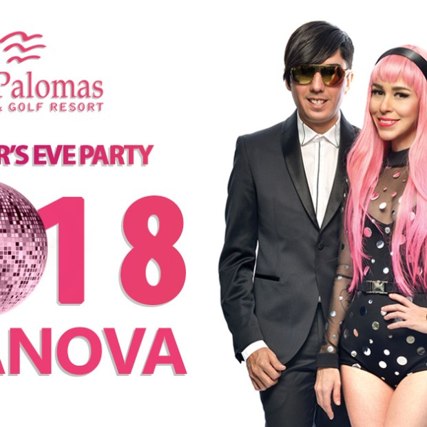 nye-las-palomas-belanova Where to go for Christmas & New Year's in Rocky Point 2017