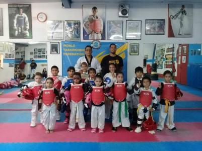 ramon-taekwondo-clase2 Puerto Peñasco is Taekwondo power house