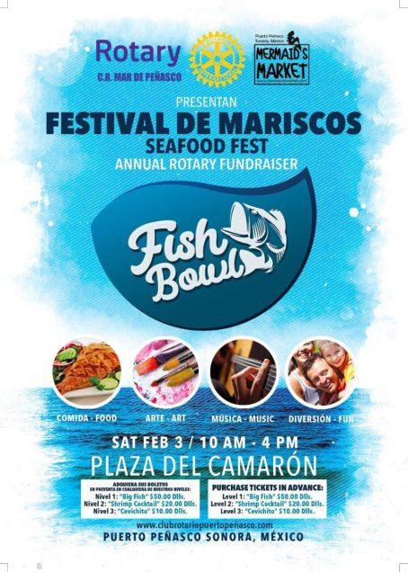 "seafood-fest-feb-3-857x1200 Save the date! ""Fish Bowl"" Festival de Mariscos  Feb 3rd.2018!"
