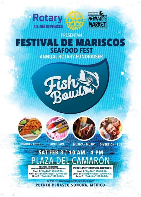 seafood-fest-feb-3-857x1200 ¡Feliz Navidad!  Rocky Point Weekend Rundown!