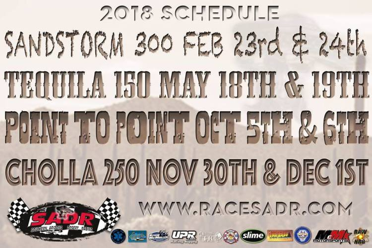 southern-arizona-desert-racing-schedule ¡Feliz Navidad!  Rocky Point Weekend Rundown!