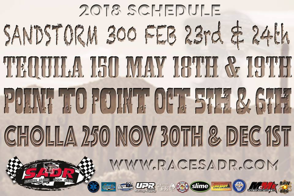 southern-arizona-desert-racing-schedule ¡Feliz Navidad!  Rocky Point Weekend Rundown!